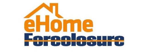 eHome Foreclosure logo